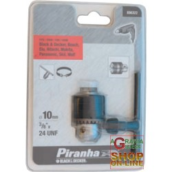 PIRANHA SPINDLE MM 10...