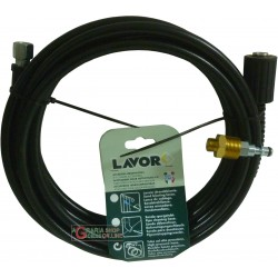 EXTENSION HIGH PRESSURE HOSE FOR PRESSURE WASHERS WORK AND MOD. 6.010.0017 MT. 6
