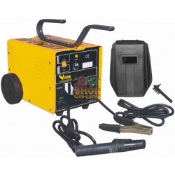VIGOR WELDING MACHINES MOD. 2200 KIT WITH WHEELS KVA 2,6 53545-20/6