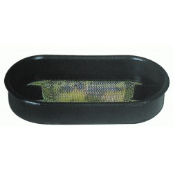 SCREEN OVAL PVC FOR THE...