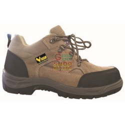 VIGOR WORK SHOES SUEDE ACCIDENT MOD. TREKKING TG FROM 39 TO 47
