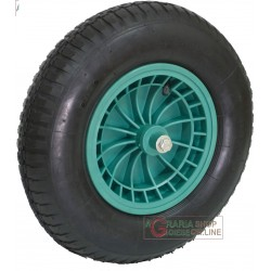 WHEEL FOR WHEELBARROW HERCULES INFLATABLE STURDY WB-100