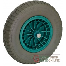 WHEEL FOR WHEELBARROW HERCULES FULL RUN FLUT ANTI HOLE WB-100