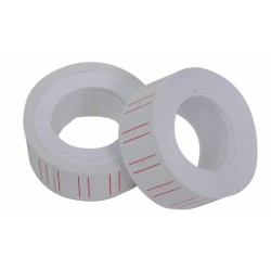 SET OF TWO ROLLS OF LABELS FOR PRICE LABELER LABELLER PRICE