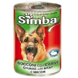 SIMBA KIBBLE FOR DOGS WITH...