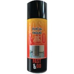 SPRAY NEW FAST OIL TO CUT...