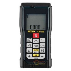 STANLEY METER DISTANCE TO THE TLM-330 LASER MT. 100