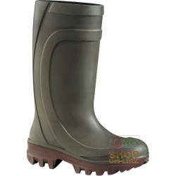 BOOT, POLYURETHANE THERMAL INSULATION STEEL TOE CAP OUTSOLE TANK TG 39 47