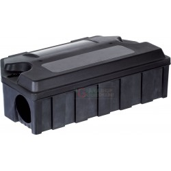STOCKER CONTENITORE PER ESCHE TOPICIDA LARGE MOUSE BAIT STATION CM. 33X20X10