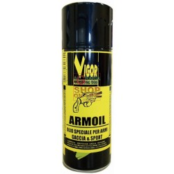 VIGOR SPRAY LUBRICANT OIL FOR WEAPONS ML. 400