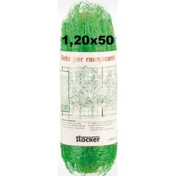 STOCKER NETWORK FOR CLIMBING MT. 1.20 X 50 GREEN