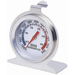 THERMOMETER OVEN STAINLESS STEEL
