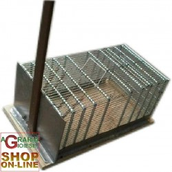MOUSETRAP BIG NETWORK CM. 45x25x19h
