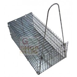 THE TRAP FOR THE MICE IN WIRE MESH MEDIA CM. 30 X 16 X 12H