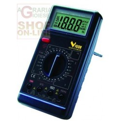 VIGOR TESTER DIGITALE 600 VOLT