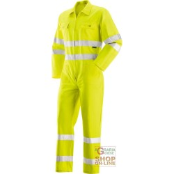 SUIT V-40% POLYESTER 60% COTTON WITH BANDS 3M TG 46 60 COLOR YELLOW GR 240 SQM