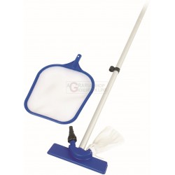 BESTWAY 58098 CLEANING KIT FOR SWIMMING POOL SIMPLE DIAMETER 457/549