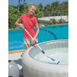 BESTWAY 58340 FUCKS VACUUM CLEANER FOR THE CLEANING OF THE SWIMMING POOL ACQUASCAN
