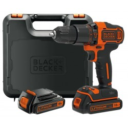 BLACK AND DECKER DRILL WITH...