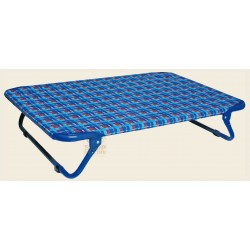 COT FOR CATS AND DOGS ALWAYS TENSE SCOTTISH CM. 60 X 40