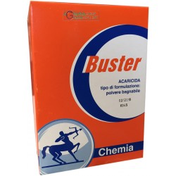 CHEMIA BUSTER ACARICIDE IN WETTABLE POWDER-BASED Exitiazox GR. 100