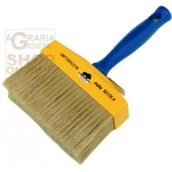 BOAR PAINT BRUSH 212 BRISTLE BLONDE WITH PLASTIC HANDLE MM 50 X 150