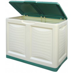 Multipurpose container Bama Mettitutto lt. 200 color moss green cm. 78x45x64h.