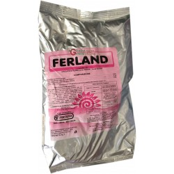 FERTENIA FERLAND FERTILIZER LIQUID FERTILIZER BASED ON CHELATED IRON EDDHA ALLOWED FOR ORGANIC FARMING KG. 1