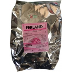 FERTENIA FERLAND FERTILIZER LIQUID FERTILIZER BASED ON CHELATED IRON EDDHA ALLOWED FOR ORGANIC FARMING KG. 5