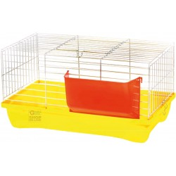 CAGE FOR RABBITS AND...
