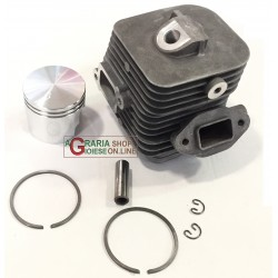 CYLINDER KIT CYLINDER AND PISTON WITH A VERY GOOD CASE FOR CHAINSAW IBEA 3900 4000 VIGOR VMS-36 SANDRI GARDEN