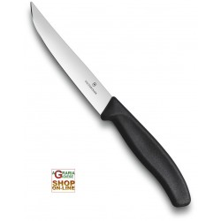VICTORINOX KNIFE STEAK MEDIUM BLADE-SMOOTH, CM. 12