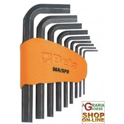 BETA ART. 96N/SP9 SERIES HEX KEYS