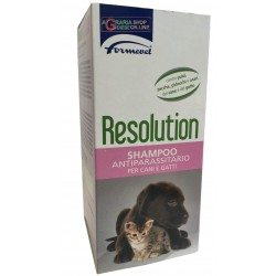 Resolution shampoo antiparasitic for dogs and cats Formevet ml. 200