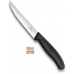 VICTORINOX KNIFE STEAK MEDIUM BLADE WAVY