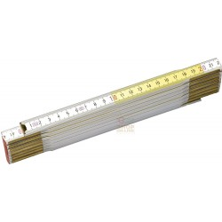 STANLEY DOUBLE METER WHITE...