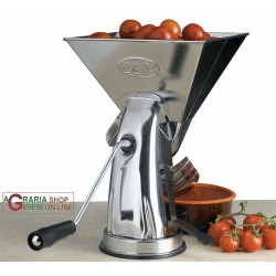 SUPER GULLIVER TOMATO MILL STAINLESS STEEL SAUSAGE FILLERS TIC TAC WITH SUCTION CUP