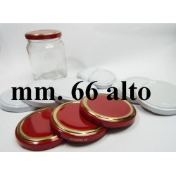 CAP 66 TOP FOR GLASS JARS