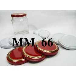 CAP 66 FOR GLASS JARS