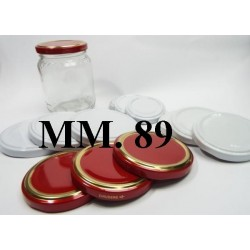 CAP 89 FOR GLASS JARS