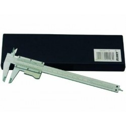 BLINKY CALLIPER GAUGE STAINLESS STEEL SATIN FINISH VERNIER SCALE 1/50 MM 150