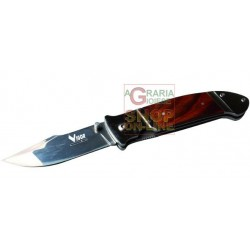 VIGOR COLTELLO A SERRAMANICO MOD. AQUILA MM. 197