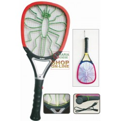 BLINKY EXTERMINATE INSECTS RACKET WATTS. 1 66878-10/0