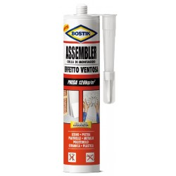 BOSTIK ASSEMBLER WHITE TUBE...