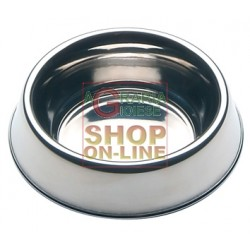 BOWL STAINLESS STEEL FOR DOGS, DIAM. 29