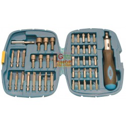 CONF. 45 INSERTS AND TOOL...