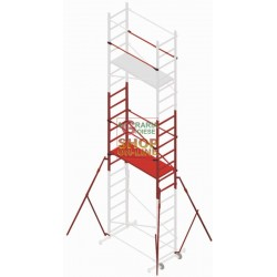 FACAL EXTENSION LADDERS IN CONJUNCTION WITH STABILIZERS