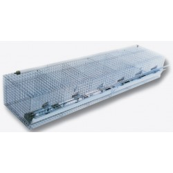 CAGE BASKET FOR RABBITS FOR FATTENING PLACES 18 CM. 180