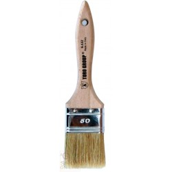 Paint brush BLONDE WOOD HANDLE S. 22 MM, 50