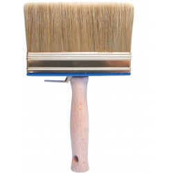 PAINT BRUSH PURE BRISTLE WITH WOODEN HANDLE GR. 5X15 S76R